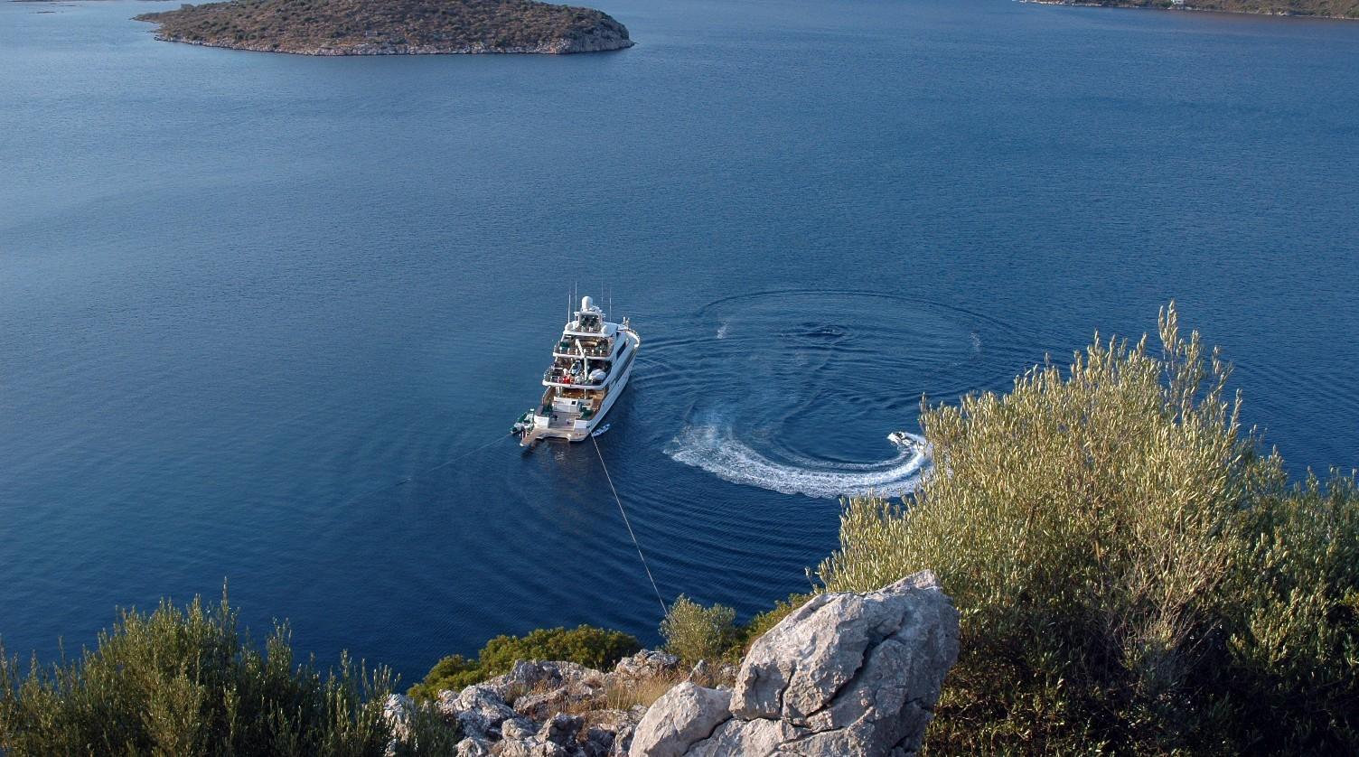 blue voyages marmaris master