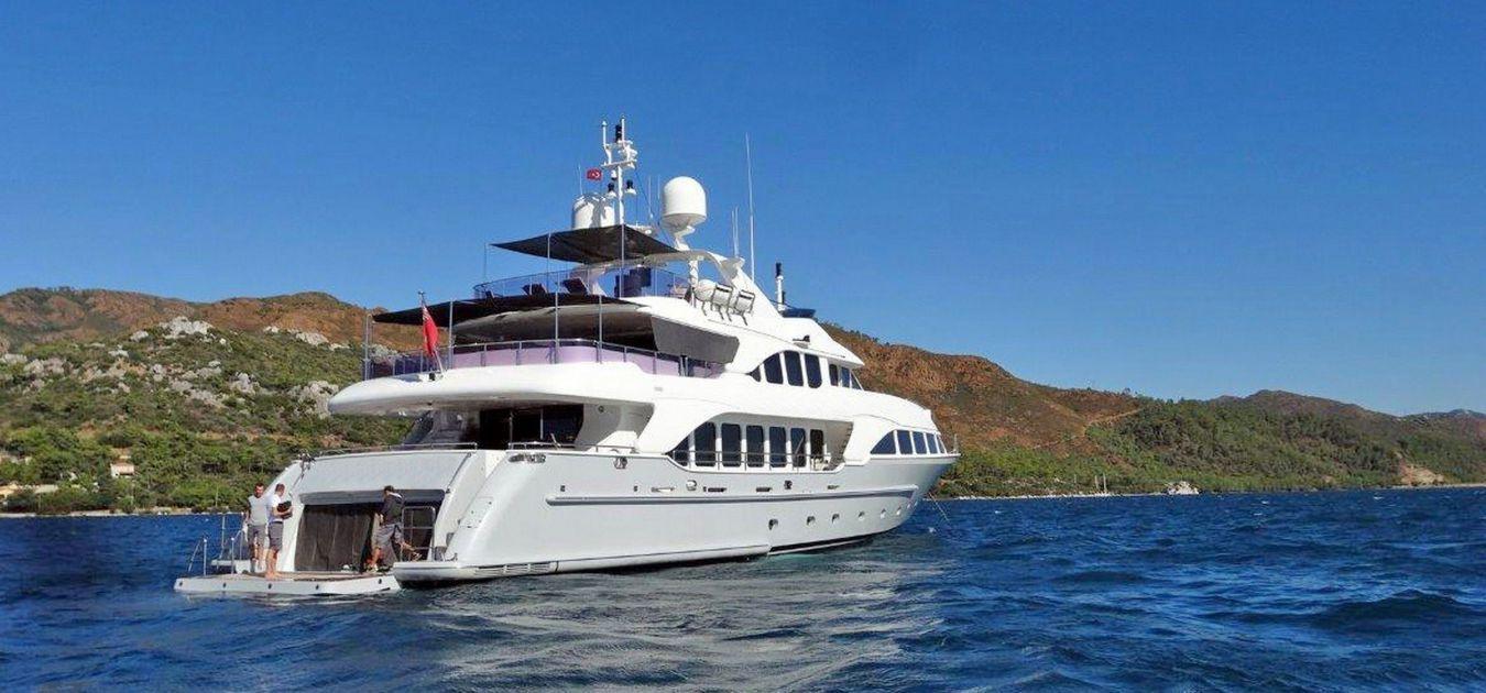 Blue Voyages Motoryachts